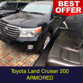 Toyota Land Cruiser 200 Armored ENG