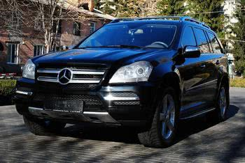 Mercedes-Benz GL-500 2009 г.в.