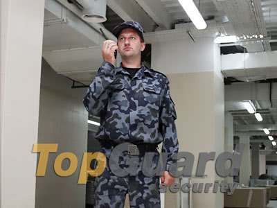 Security Services at Warehouses