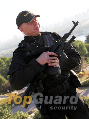 Armed security service
