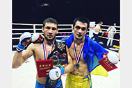 National team of Ukraine at MMA Championship. Photo-4.