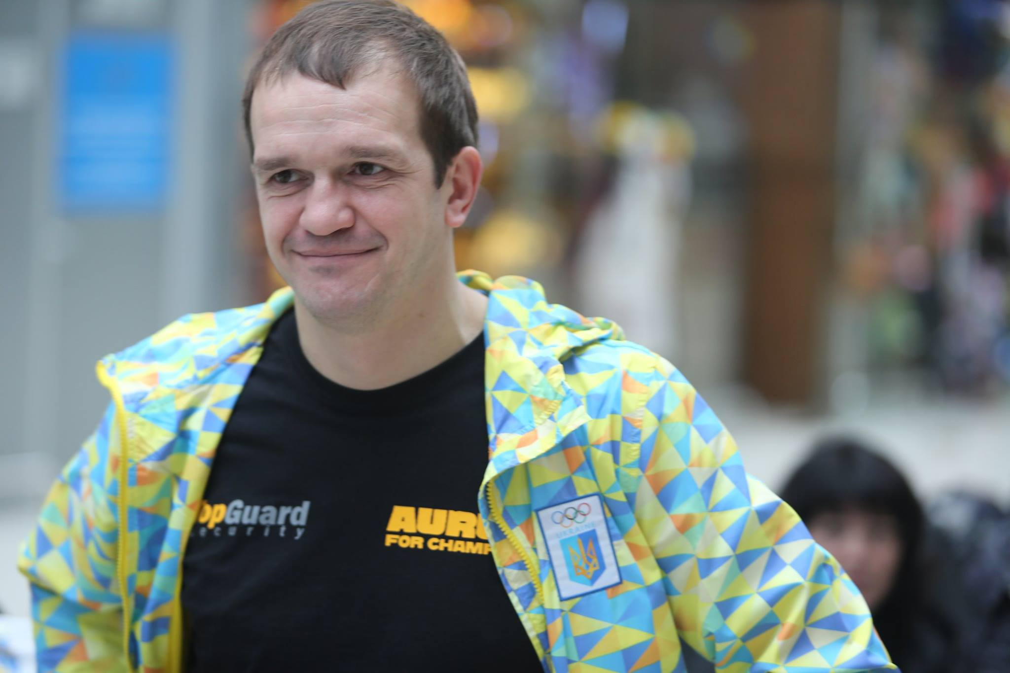 National team of Ukraine at MMA Championship. Head coach of the national MMA team – Alexandr Dudochkin.