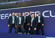 Security UEFA Super Cup (2015). Photo 5.